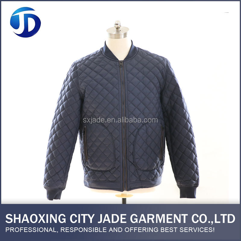OEM ODM Service Latest Design New Style Man Jacket Coat