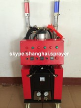PU Wall and roof polyurethane foam spray machine