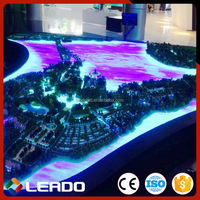 Economic Perfect Vision Effect 10mm full color led display