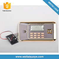 Luxury digital password lock electronic coded lock