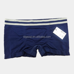 teen boys wearing panties blue boxer seamless boxer for young boy