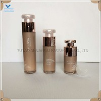 New design 15ml/30ml/50ml empty cosmetic packaging