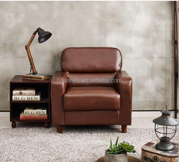 Morden sofa manufactures white leather recliner sofa