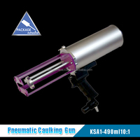 KSA1-490ml Pneumatic Spray Gun for sealant and adhesive