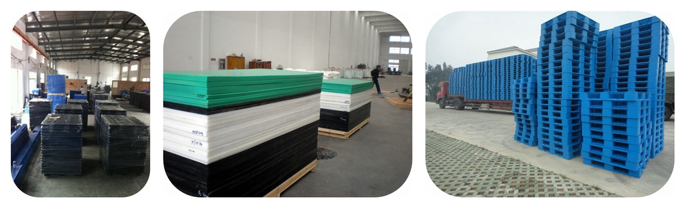 High wear resistant and anti impact plastic uhmwpe sheet distributor with reasonable price