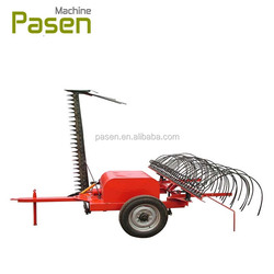 tractor trailed 3 point mowing rake machine / Mower for Farm