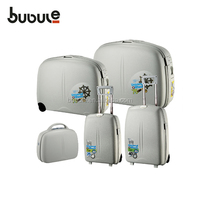 PP Luggage Sets-trolley bag case/PP luggage set/travel bag polo classic luggage set