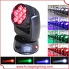 New disco lights 7*15W RGBW 4IN1 ZOOM beam led dj moving head light