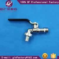 Good Price Zinc Alloy Bibcock and Valve and Brass Bibcock Brass water tap OEM Yuhuan factory