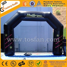 Outdoor event advertising entrance cheap inflatable arch for sale F5015