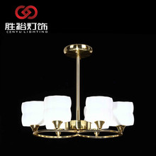 CENYU new Die casting Alloy flower chandelier lamp wall light pendant light candle light