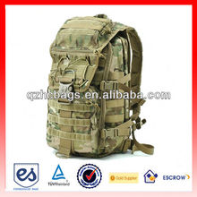 durtable 1000D cordura velcro military backpack for outdoor hunting