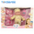 Pretend Play Medical Tools Doctors Toy 10 Inch Munecas IC Cotton Baby Doll