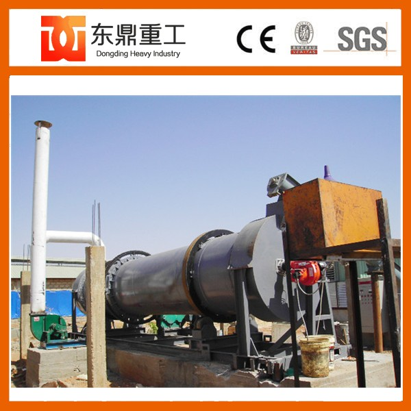 2017 new product High technical cow dung dryer/chicken manure dryer machine/animal manure drying machine with spare parts