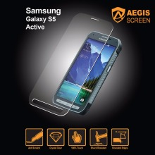 Nano Coating Anti-Oil Anti-Fingerprint High Definition Ultra Clear Samsung Galaxy S5 Active Screen Protector