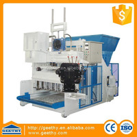 hot new product for 2015 hydraulic press brick machine QMY10-15 ghana brick making machine for sale