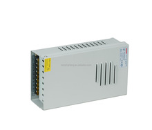 Factory constant voltage single output ac dc regulated 240w 6.5a 36v rainproof led driver switching mode power supply