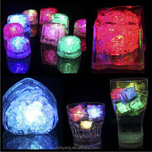 Event & Party Supplies Lighted Plastic Flash Ice Cube