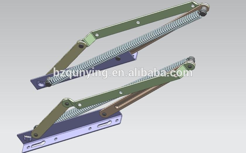 Spring Lift Mechanism : Bed mechanism hinge with gas spring buy