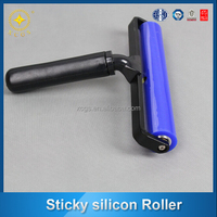 Antistatic Cleanroom washable Silicon sticky roller