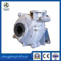 small rubber lined slurry pump to India
