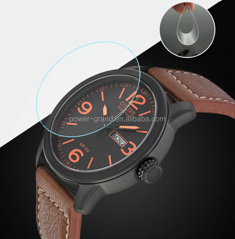 Super clear anti-explosion Soft TPU Screen protector film for Citizen 8475 BM8475 Smart watch