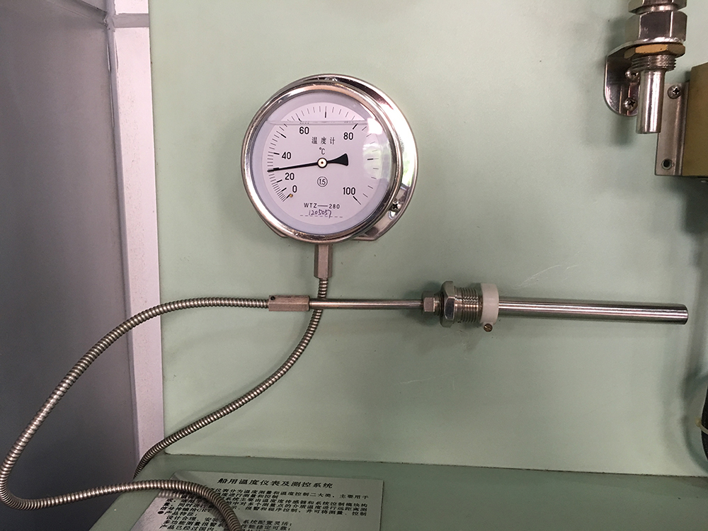 WTZ-280 Steam Type Pressure Type Thermometer