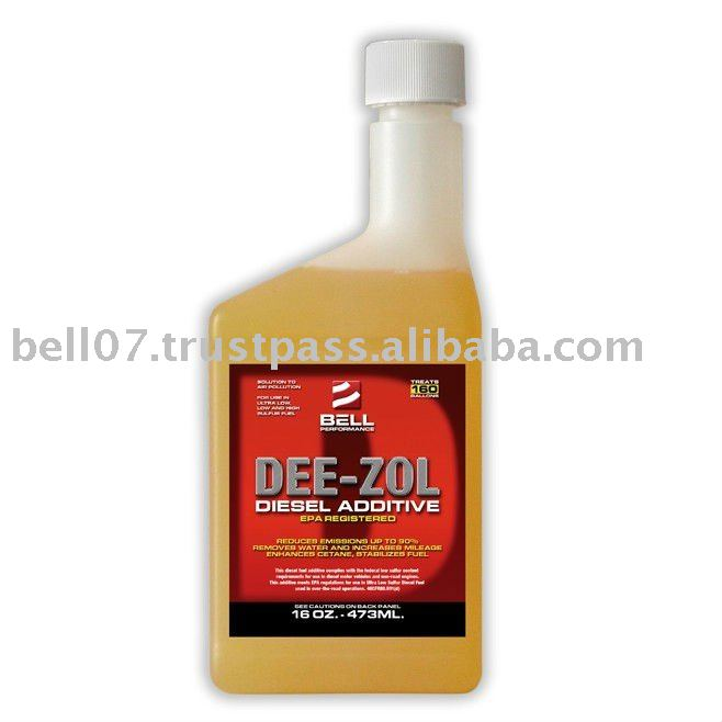 DEE-ZOL 16 OZ Diesel Fuel additive