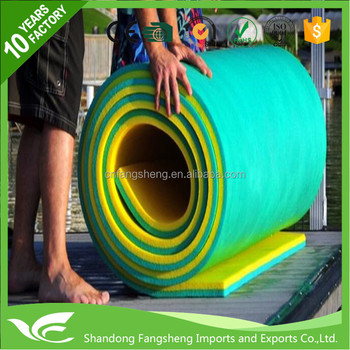 THE OPTIMUM VALUE IN RECREATIONAL FLOATING WATER MATS WATER PADS HOT SELLING IN USA