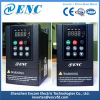 1 Phase Input 1 Phase Output Frequency Inverter 0.2kW AC Variable Frequency Drive