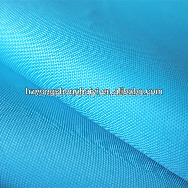 oxford fabric 450D*300D clear heavy pvc/pu coated for luggage bags