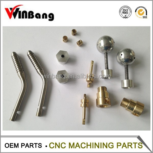 OEM All Kinds of Customized CNC Machined Parts
