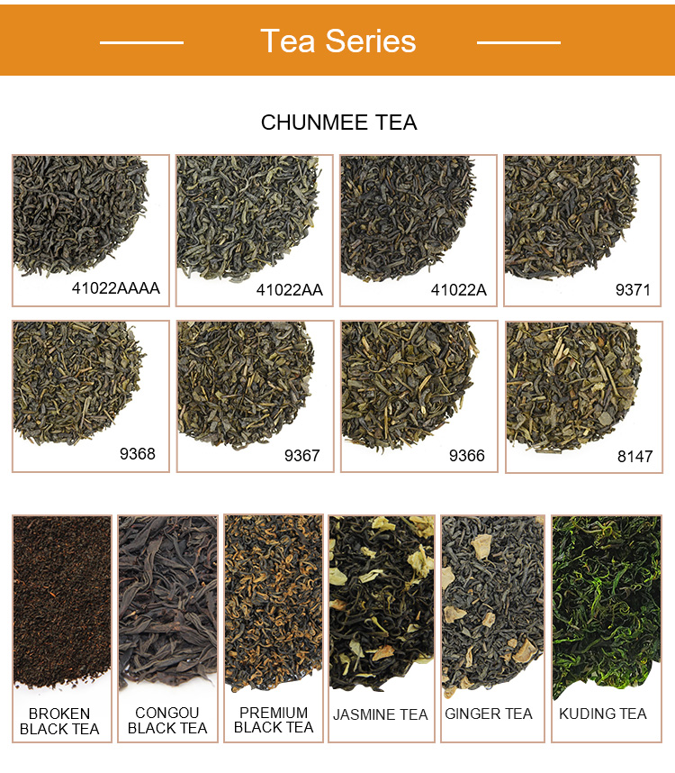 China green tea CHUNMEE GREEN TEA 41022AAAAAA the vert de chine green tea price