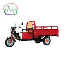 Factory cheap best quality 1000w Cargo 3 wheel electric motorcycle