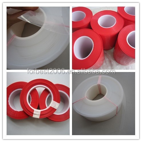 0.1mm FEP Membrane PTFE Film Teflon FEP Film OEM,UV resistant 3D Printer FEP Sheet FEP Film