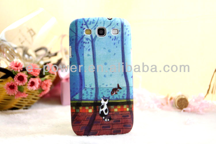 Best Selling Mobile Phone Cover For Samsung Galaxy S3 I9300