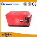 Moveable Diesel Generator 3kw to 6kw Small Portable Generators air cooled