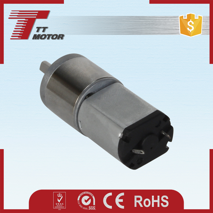 20-45mA No-load current 16mm 12V dc small electric motor in china