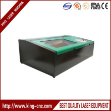 Easy operation laser machine for wood pen engraving K-4040