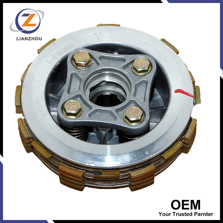 OEM Motorcycle CG125 price of clutch lining and electromagnetic clutch