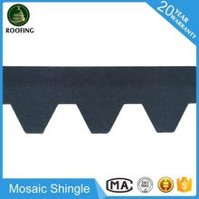 Professional Mosaic factory direct roofing shingles,roofing tile with great price
