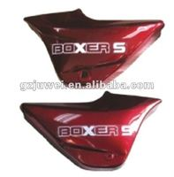 motorcycle side cover for bajaj boxer