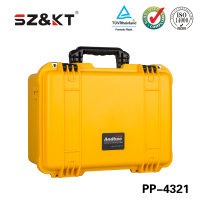 high quality hard plastic protective waterproof transit case