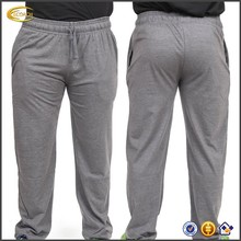 Ecoach Wholesale OEM Elastic Comfortable Fit Sexy Men Sporty Jogger Trousers Plain Casual Jersey Lounge Pants