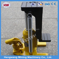 High Quality hollow Hydraulic Claw Jack/hydraulic flat jack/thin hydraulic jack