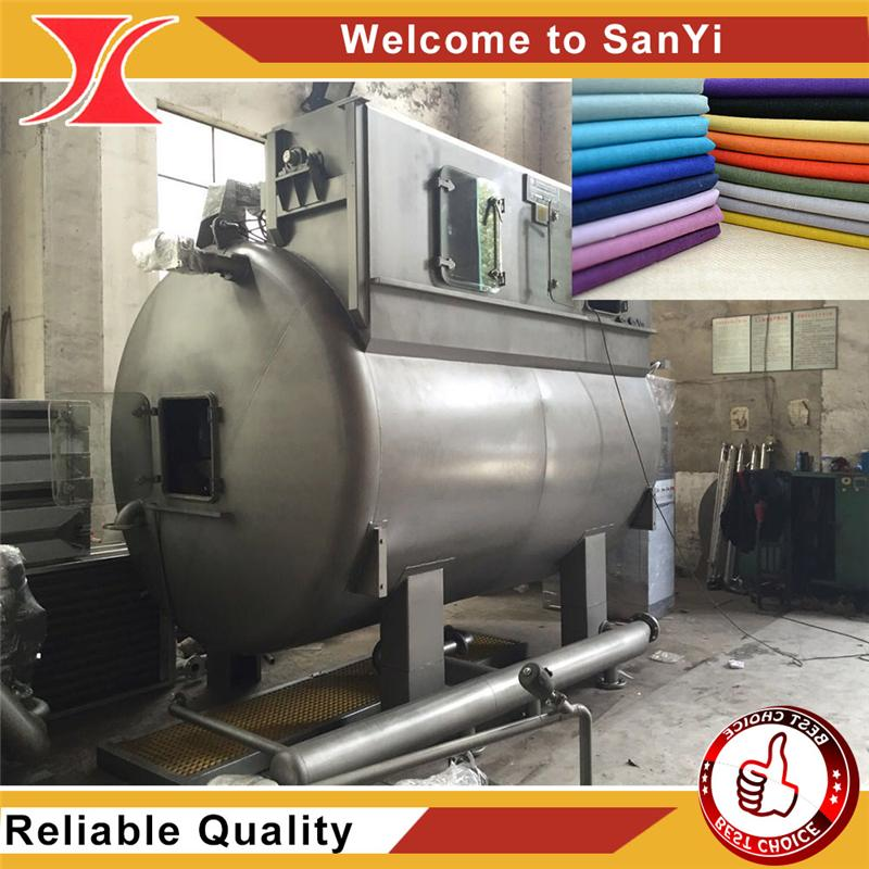 Garments fabric sample dyeing machinary machine