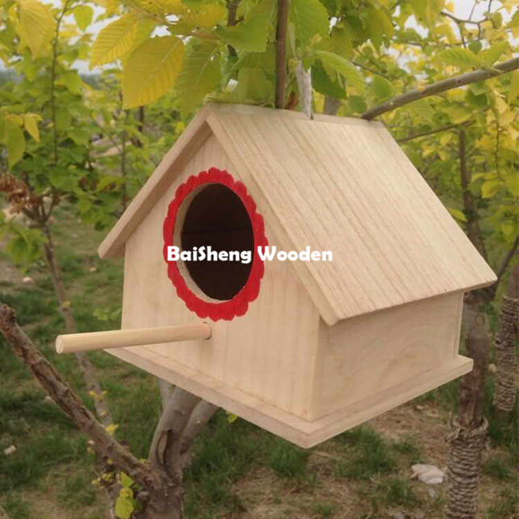 cheap wooden outdoor bird house cage decorative bird cages for weddings