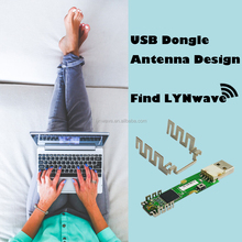 Built in wifi mimo Antenna for Wireless usb adapter