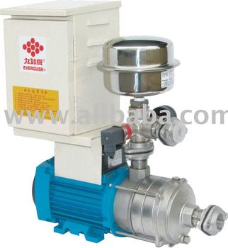 Inverter Control Booster Pumps(stainless steel type)