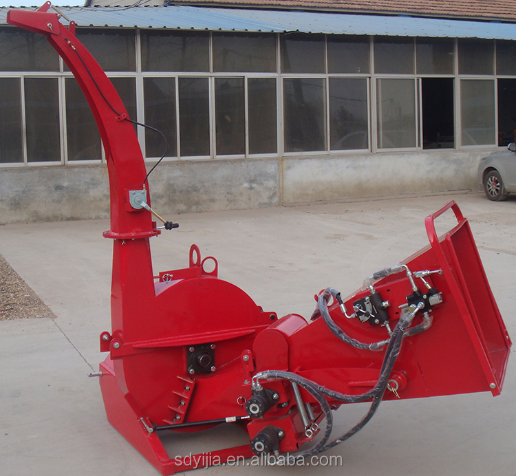Super quality CE approved BX drum wood chipper